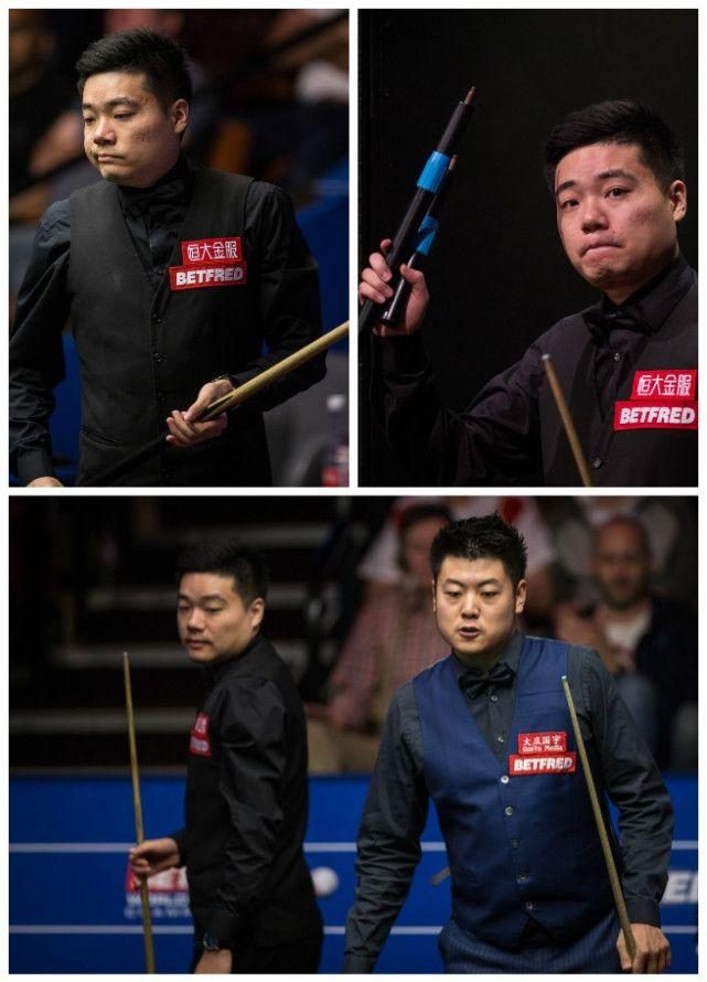 Ding Junhui wins the championship, the 4 kings of the 3 World War first, Dingao will open 55!