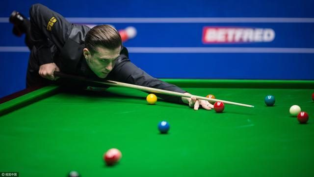 Snooker World Championships Xiao Guodong 6-13 lost to the first stop of the second round of the loss of Selby