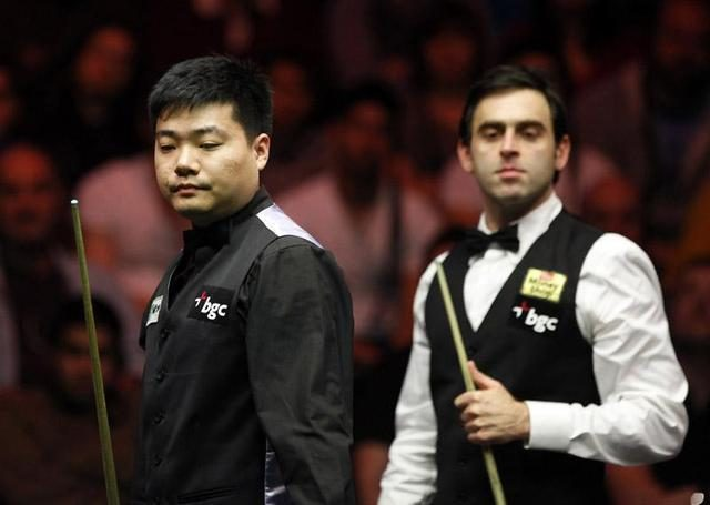 Embarrassment! Ding Junhui has not won 11 O'Sullivan this time he broke the curse?