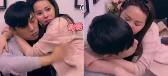 48 year old Annie Yi Qin Hao sitting thigh kiss, why the man feel passive to a look of dislike?