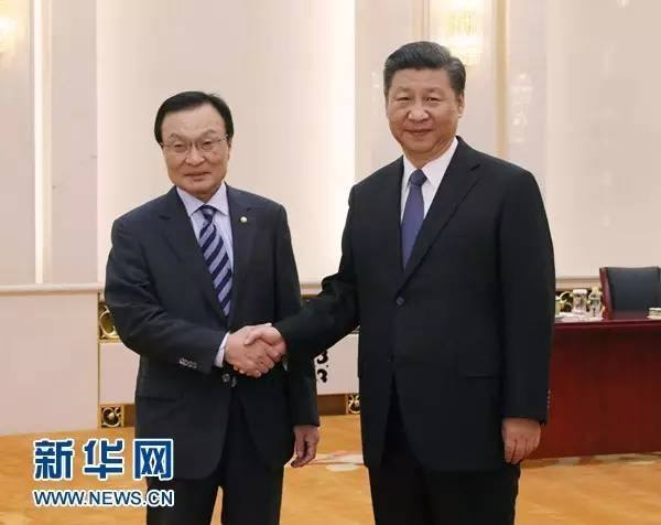 Optimistic, the Korean media are looking for clues to verify the relationship between China and Korea to break the ice