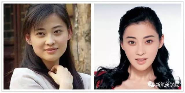 Don't worry about cutting the jaw. Maybe your face is the same as that of Vivian Chan and Jiang Qinqin