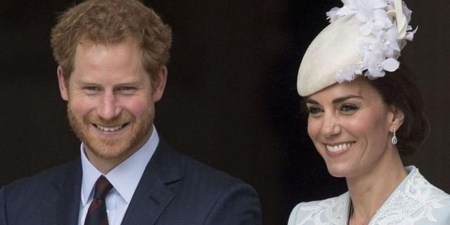 The love of Harry and Kate: she made up his mind