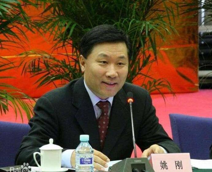 Yao Gang, former vice chairman of the SFC, was double open