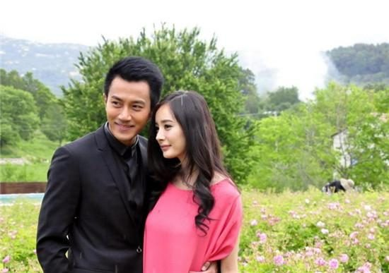 Yang Mi Hawick Lau's birthday, but users from the name that they have divorced?
