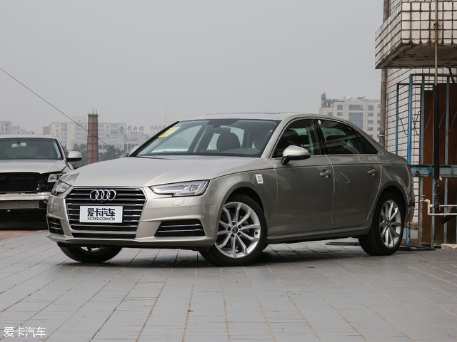 Audi A4Lx2fA5 and other models announced a recall involving 8296 vehicles
