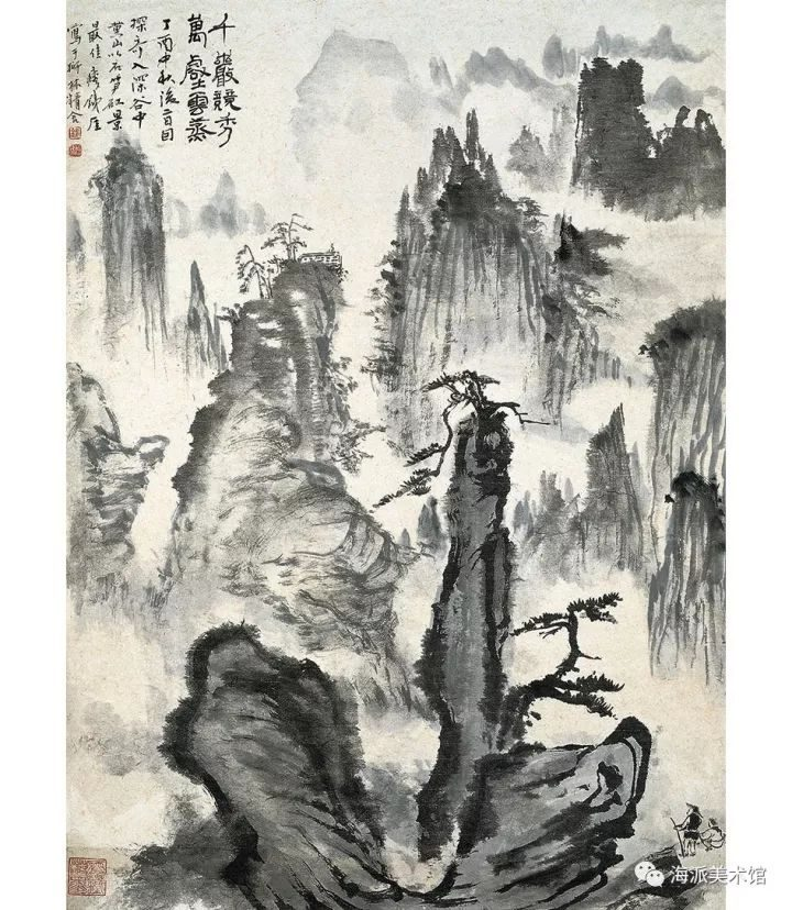 Viewpoint | Who will decide on the value of painting and calligraphy? ——Lang Lang Qiankun, data for evidence