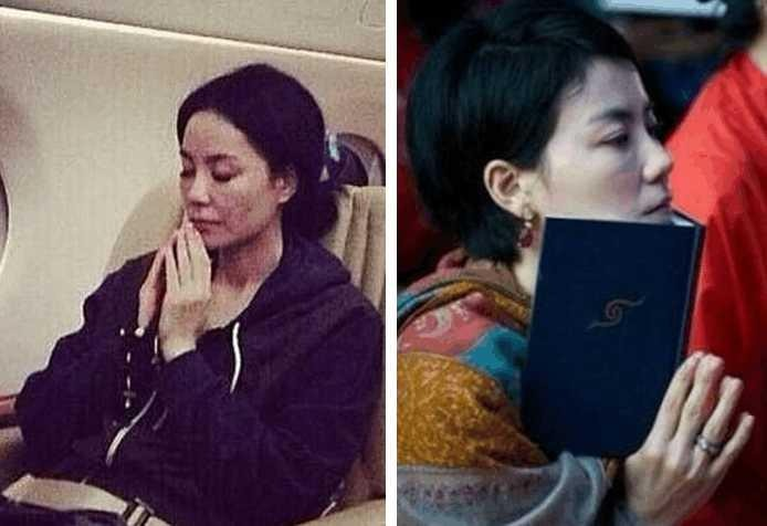 Faye Wong is finally pregnant, three children four Daddy! Nicholas Tse Cheng Xiaobing