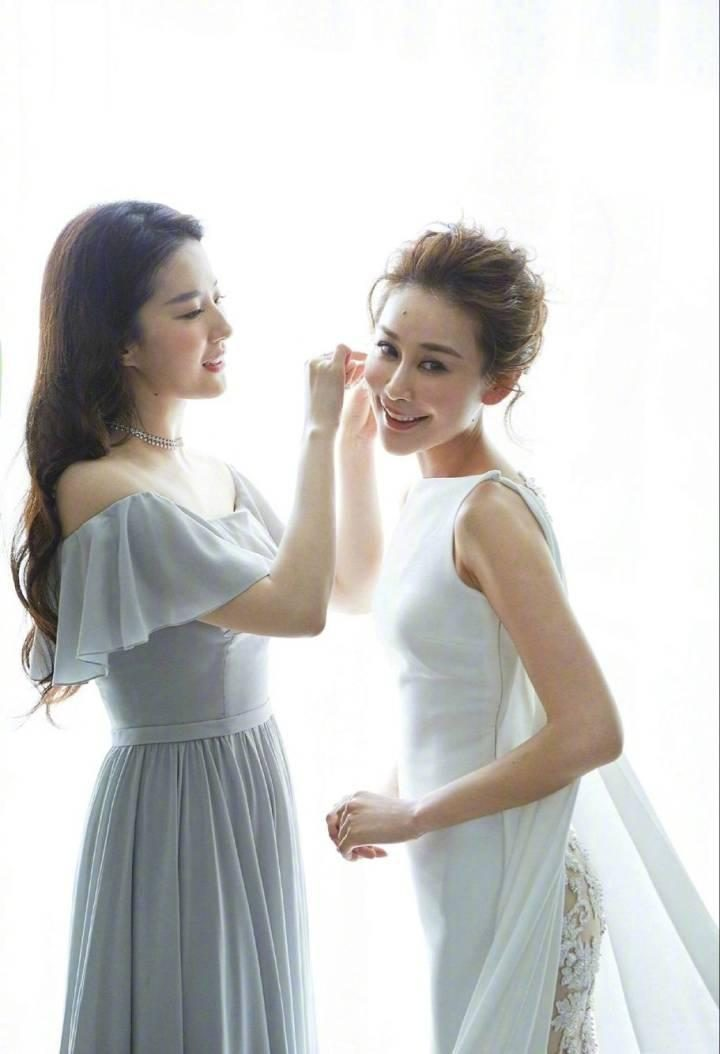 All said to ask Liu Yifei to be a bridesmaid needs courage, net friend: This is true boudoir!