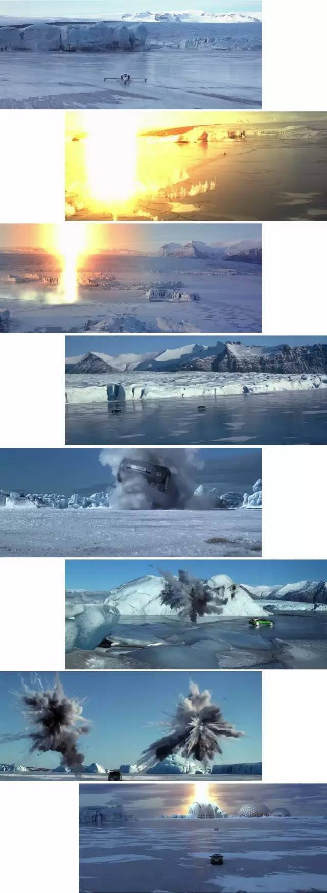Earth at the End of the World, Prehistoric, Doomsday, Outer Space, and Unusual World in the Movie