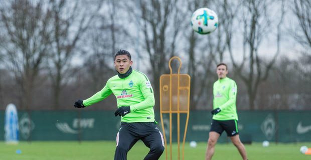 Where do you go from here? Zhang Yuning may leave Bremen next season