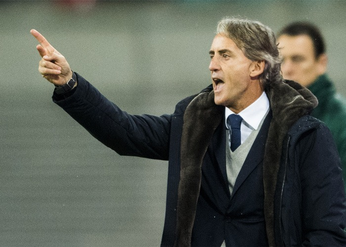 Mancini: Being an Italian coach is a different thing