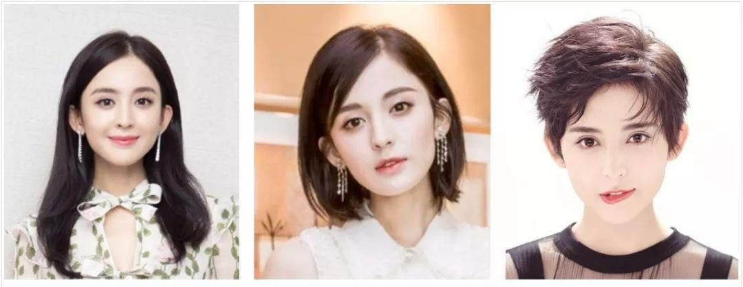 When can Liu Shishi understand that short hair is not suitable for her?