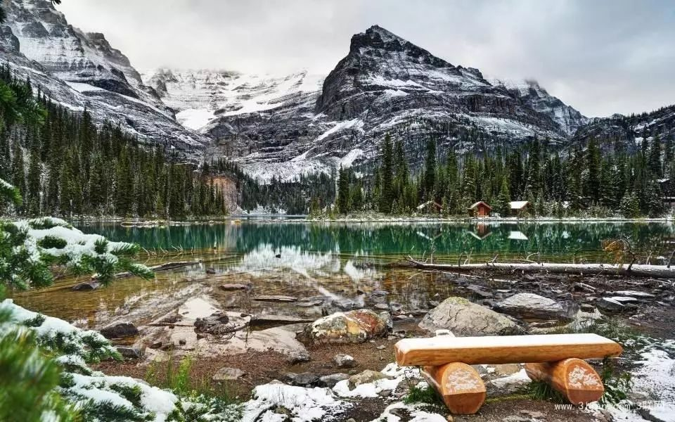 Inventory | Canada's picturesque national parks