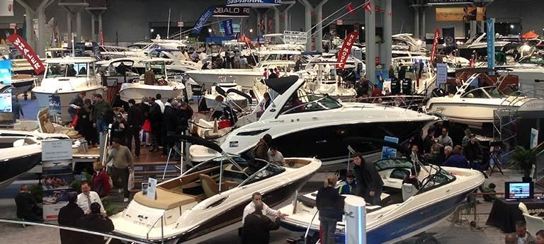 Wonderful Walk: 2019 North America, Canada, Toronto International Boat Show