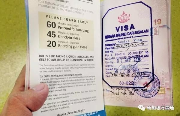 The latest and most complete | easy to get a visa for Southeast Asia 10 countries, travel abroad can be very simple ~