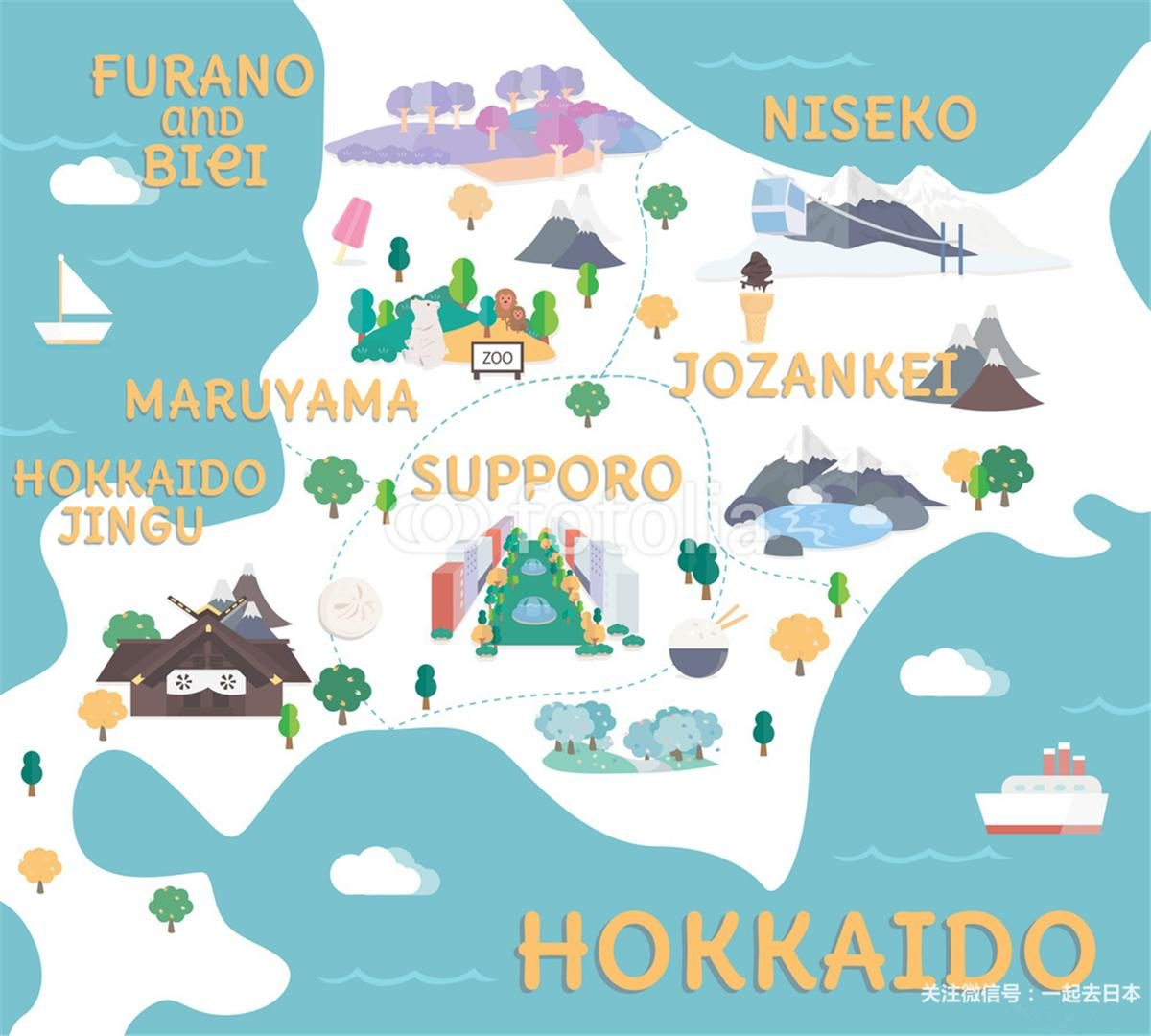 Hokkaido: The best of Japan's Japan