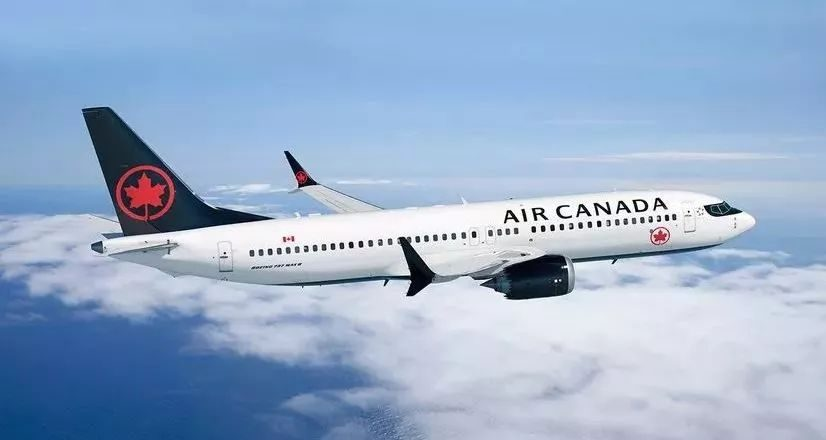 Air Canada, takes you to start a new experience of plus travel.