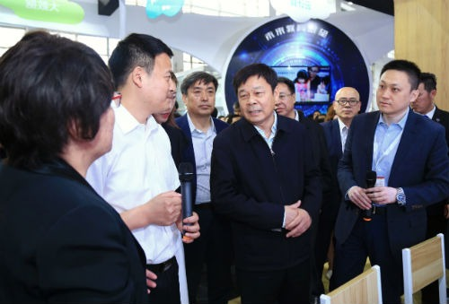 China Mobile made its debut in the 3rd National Basic Education Informatization and Application Exhibition