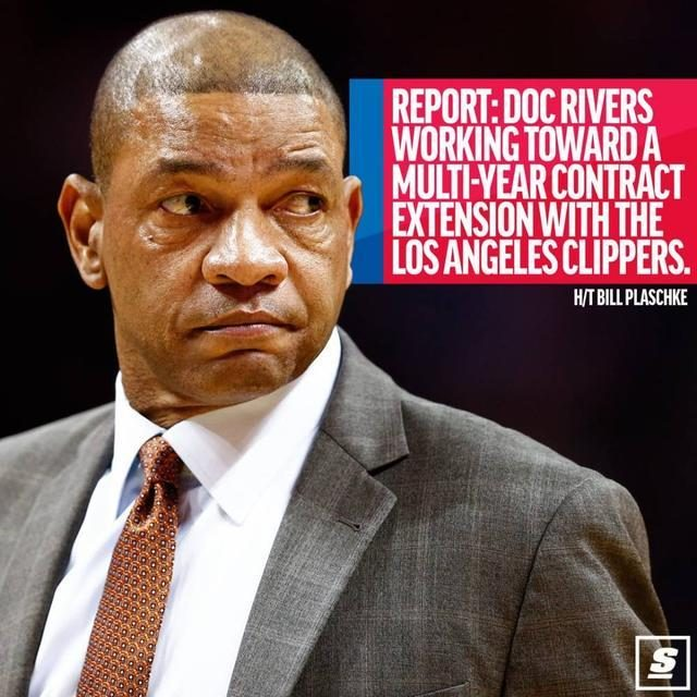 The fans crashed, and they missed the West finals and forced Paul to go. The Clippers still renewed. Rivers