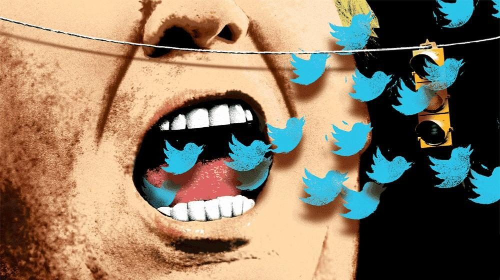Trump Twitter Big Outbreak Releases 11 Tweets in 7 Hours