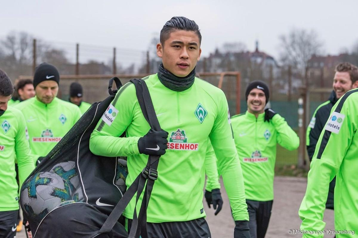 Really should leave Zhang Yuning has considered leaving Bremen