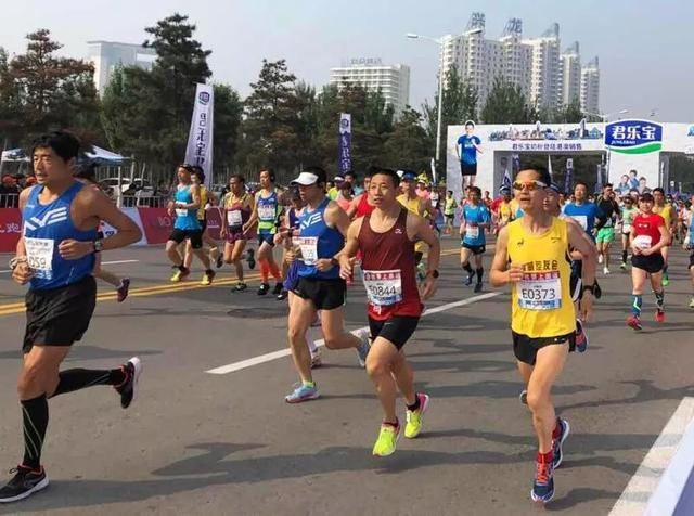 Because of the Junlebao and Marathon, Qinhuangdao is completely fired today! ! !