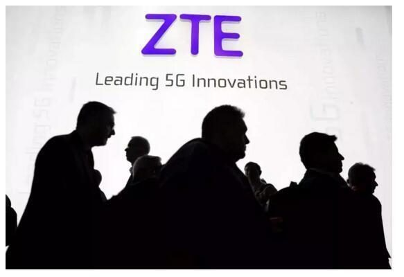 Trump said it will resume ZTE's business and ZTE has ushered in a major turnaround!