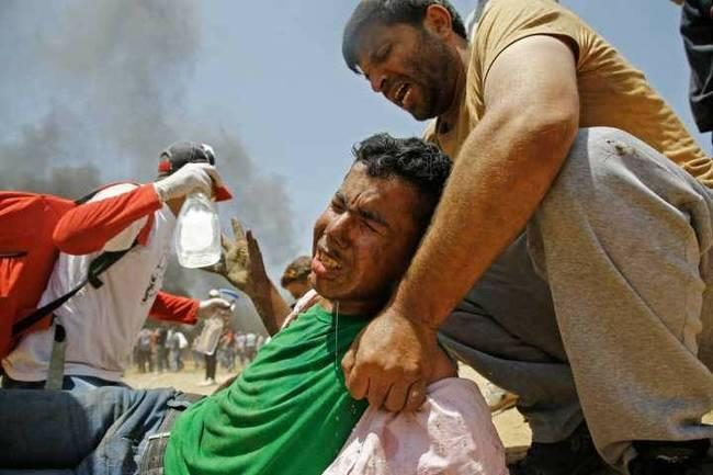 Terrible slaughter! Increased conflict in Gaza