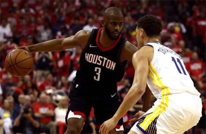 Paul West decides that the first battle will be bitter. If he does not break out of the Rockets, it will be hard to resist the Warriors.