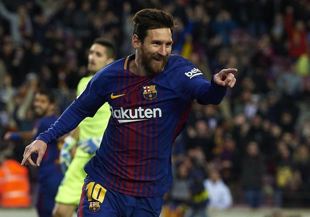 CIES ranks players this season: Messi is ranked first