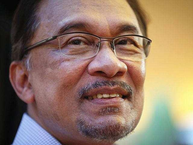 Former Malaysian Deputy Prime Minister was imprisoned for sodomy, and Anwar said that he is not in a hurry to become prime minister.