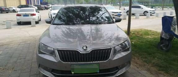 Get ready to start Skoda's friends don't worry, or listen to the owner!