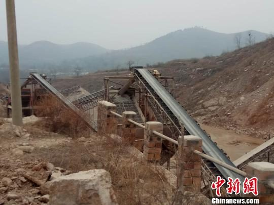 Henan Baofeng responds to villages being harassed by illegal mining for four years: resolutely investigating
