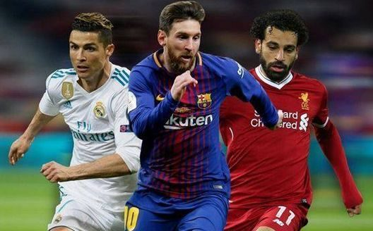 Top 5 league player rankings: Messi's first Cristiano Ronaldo Can you guess Manchester City striker is higher than the Premier League Golden Boots?