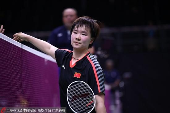 Tang Yu Cup group match national feathers test new women's team Li Xueqi alone hard to support?