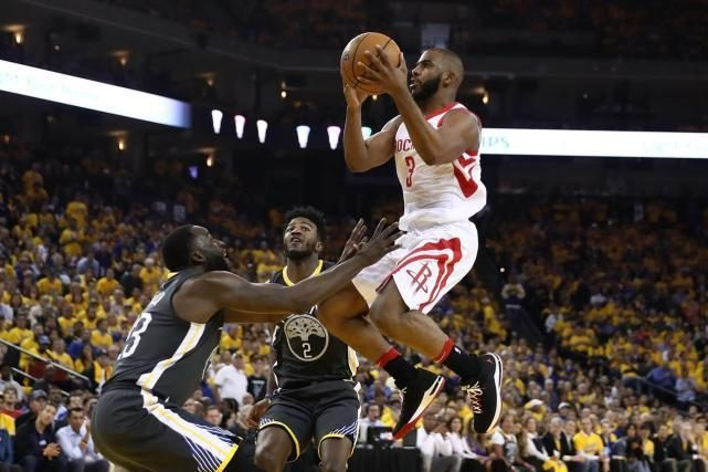 The Warriors look down the Rockets are finally stricken! The performance of this kind of warrior is afraid to stop cooking!