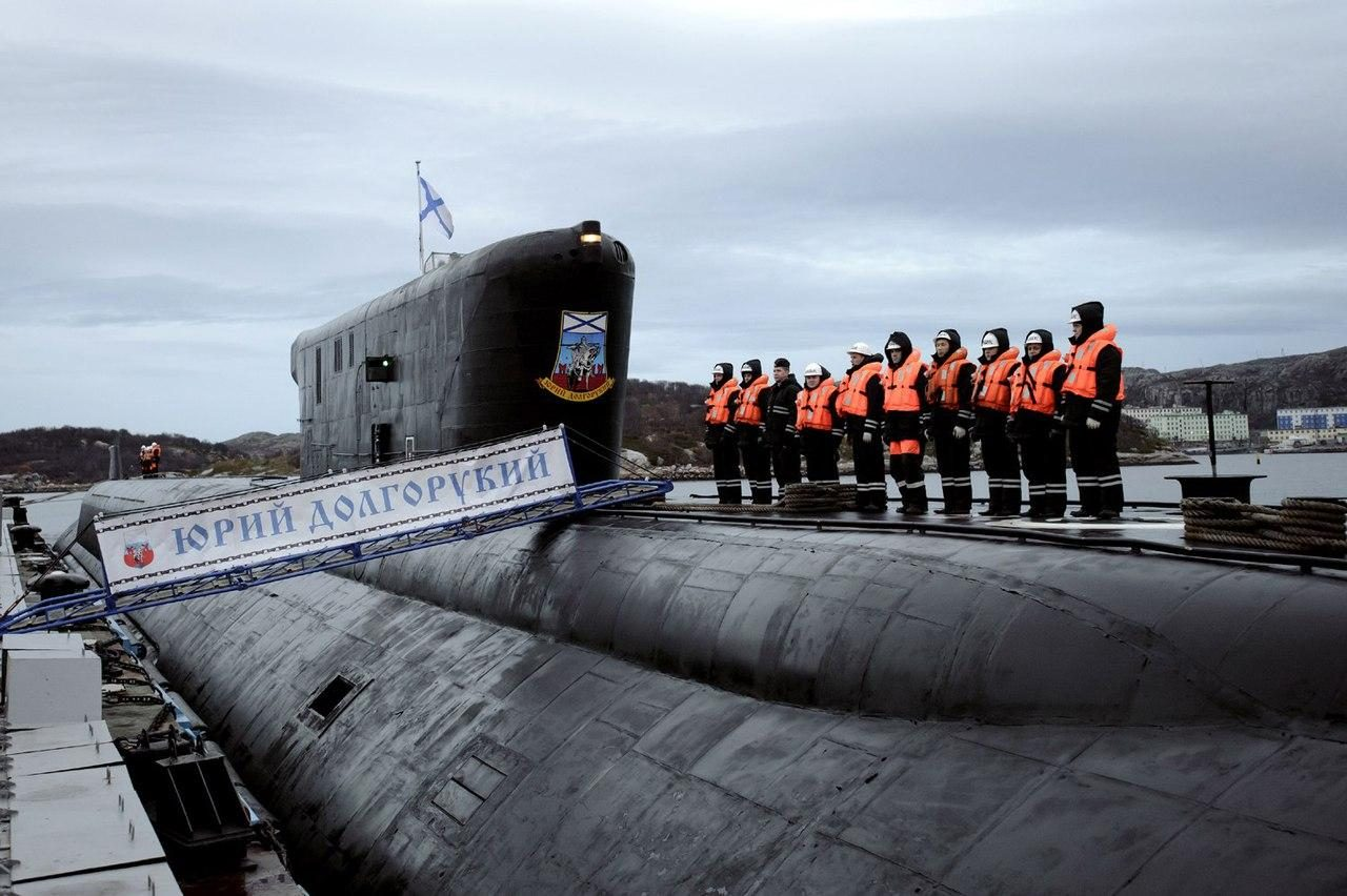 Russia's fifth-generation nuclear submarine is surfaced: Match 6 Mach missiles to become all-around hunters