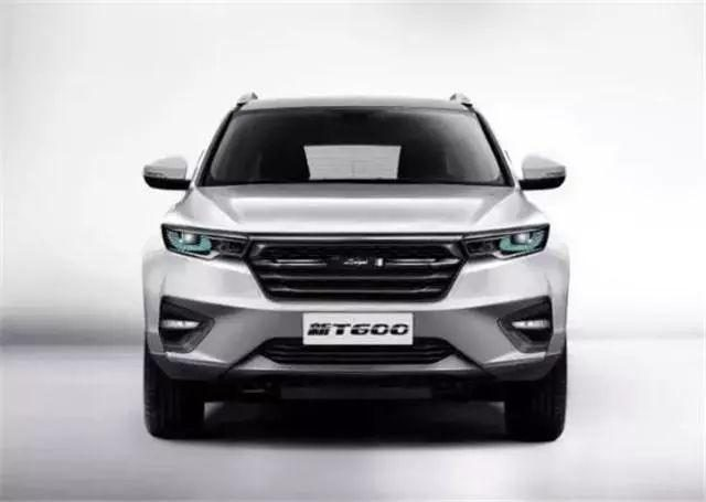 Zotye you have changed, the new T600 pure original design, interior luxury, Landwind to work hard!