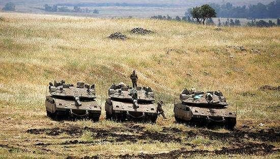 Syrian Palestine is armed with madness? Claiming to recover the Golan Heights, when the army is muddy?