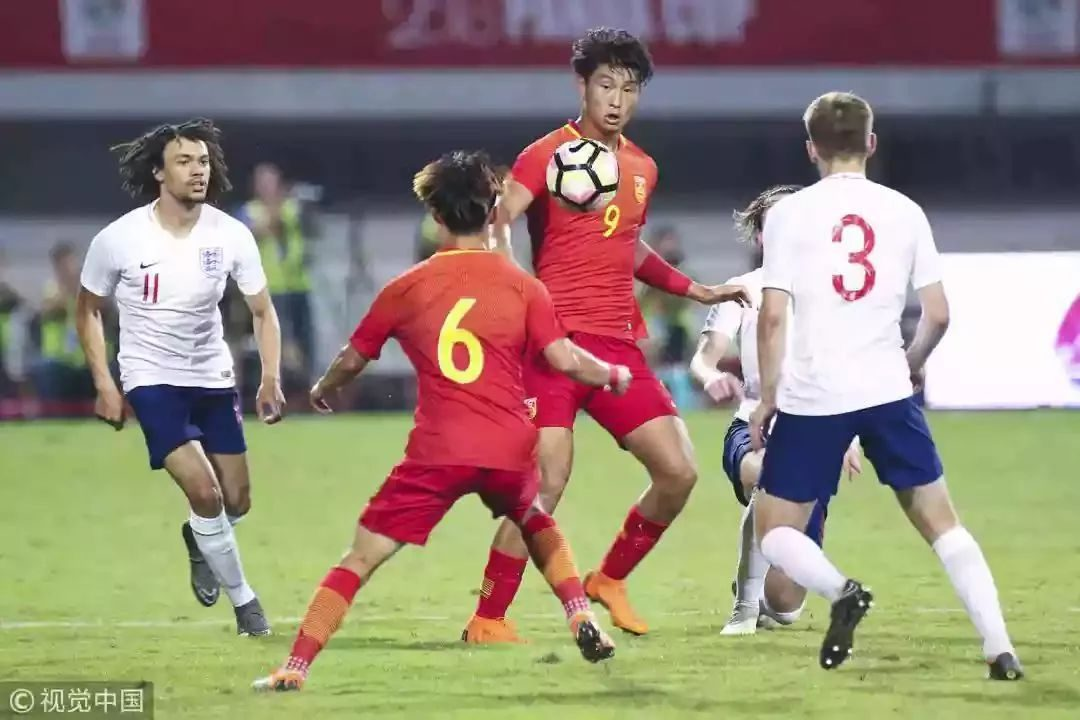 [Panda Cup] U19 National Youth Team defeated England 1-0, two consecutive wins ahead of the Cup!