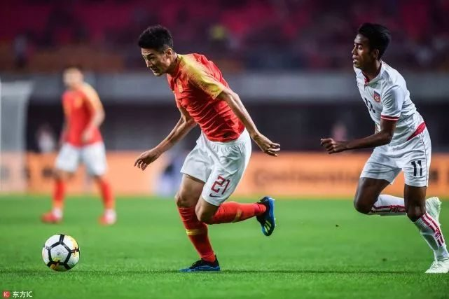 Warm-up match - national football 1-0 Burma's first win in 8 matches Wu Lei wins + Huang Zichang's loss