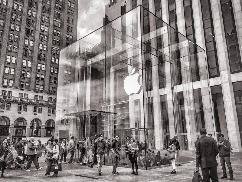 Forefront | Can Apple break through the market value of $1 trillion?