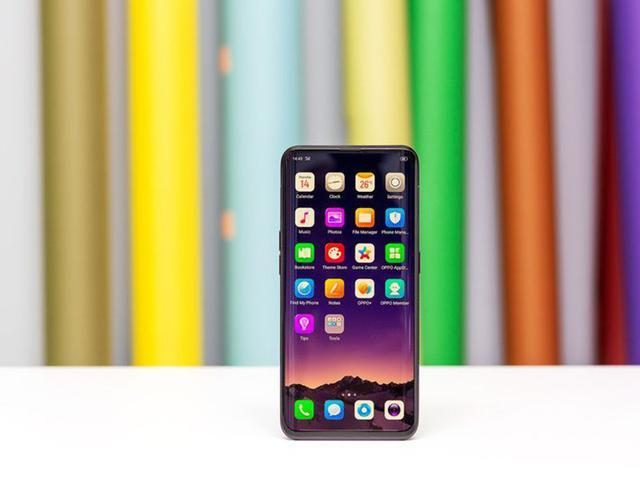 OPPO Find X、华为P20与三星S9+都是高性能