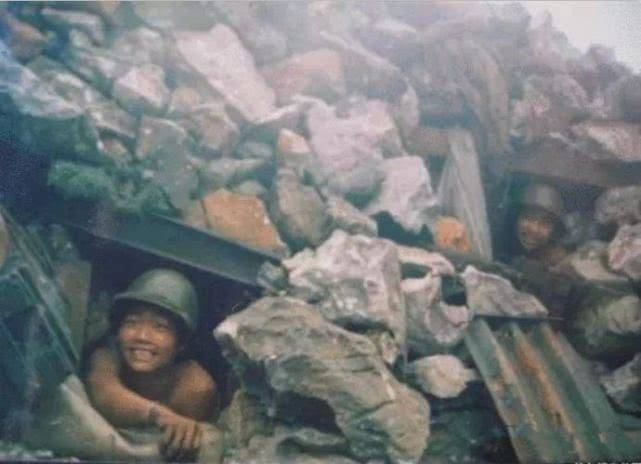 Cannot forget the cat ear hole: the residence and position of countless soldiers in the Sino-Vietnamese war are here