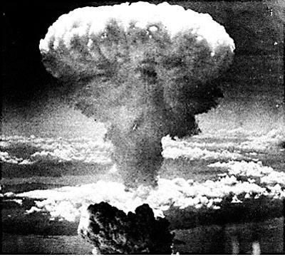 During World War II, why did the US military not directly throw the atomic bomb at Tokyo, Japan?