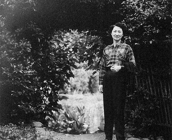 rare!  Zhang Xueliang personally filmed the image of Miss Zhao Si