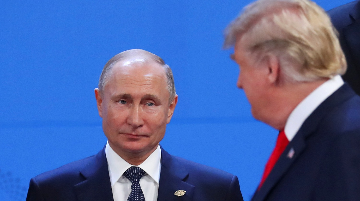 G20 summit Putin and Trump shaped fellow travellers, did not even say hello to each other