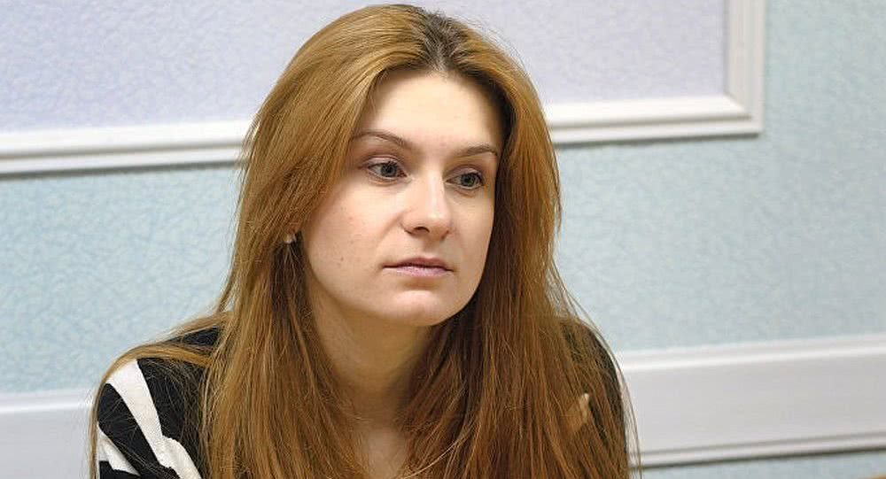 The Russian beauty spy has pleaded guilty and intervened in the actual election of the US election.  Putin said nothing