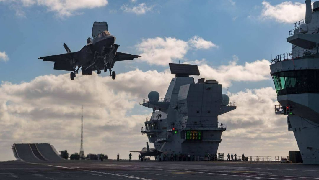 British generals exposed F35 fatal flaws in front of 歼15